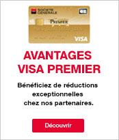 Avantages Visa Premier