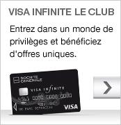 Carte Visa Infinite (nouvelle fenêtre)