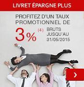 Livret Épargne Plus Société Générale