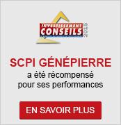 SCPI Génépierre