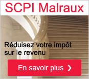 SCPI Malraux Reximmo Patrimoine 4