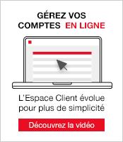 Espace client en vidéo