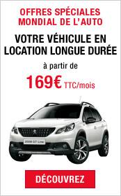 Offre Mondial Auto