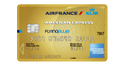 Carte Gold American Express Co brandée Air France KLM
