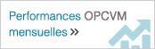 Performances OPCVM mensuelles