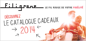 Consulter le catalogue Filigrane 2013