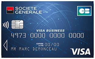 Carte Bleue Visa Societe Generale.Selecteur De Cartes Bancaires Pour Entreprises