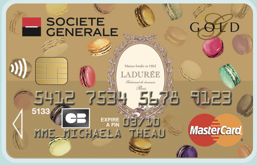 Prix Carte Bancaire Societe Generale