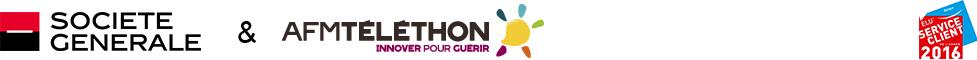Société Générale & AFMTéléthon