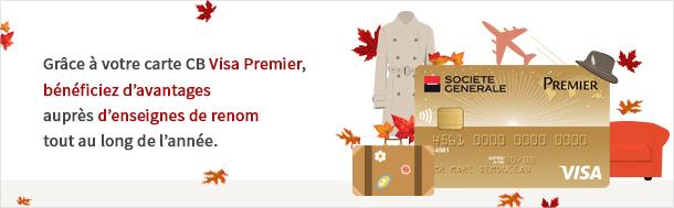 Avantage Carte Visa Premier