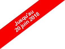 Du 15 février au 15 avril 2018