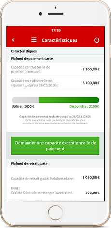 Application Carte Bancaire Iphone