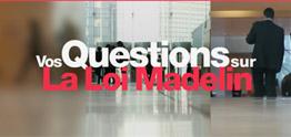 Vos questions sur la loi Madelin